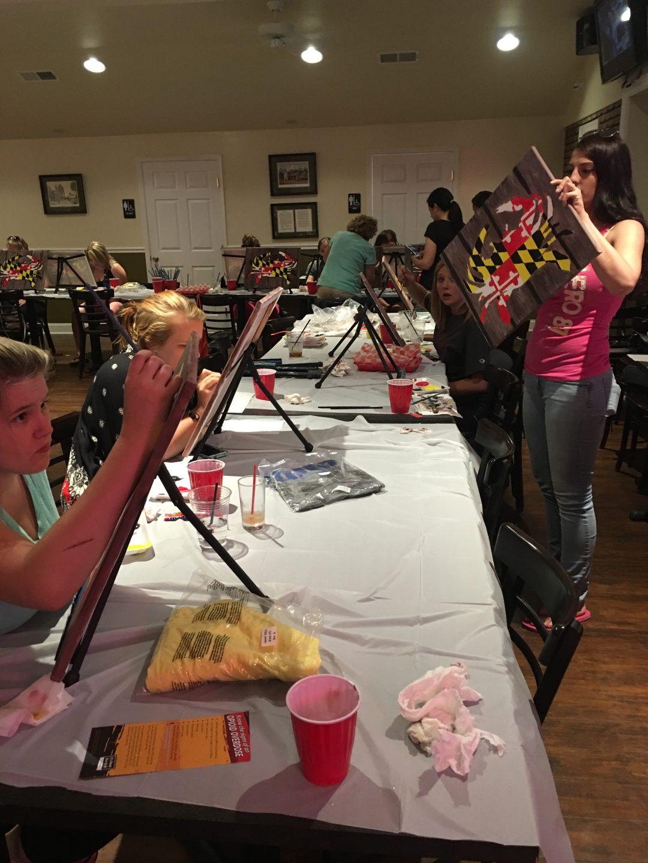 1st Annual R.C.H.F Paint Nite Fundraiser
