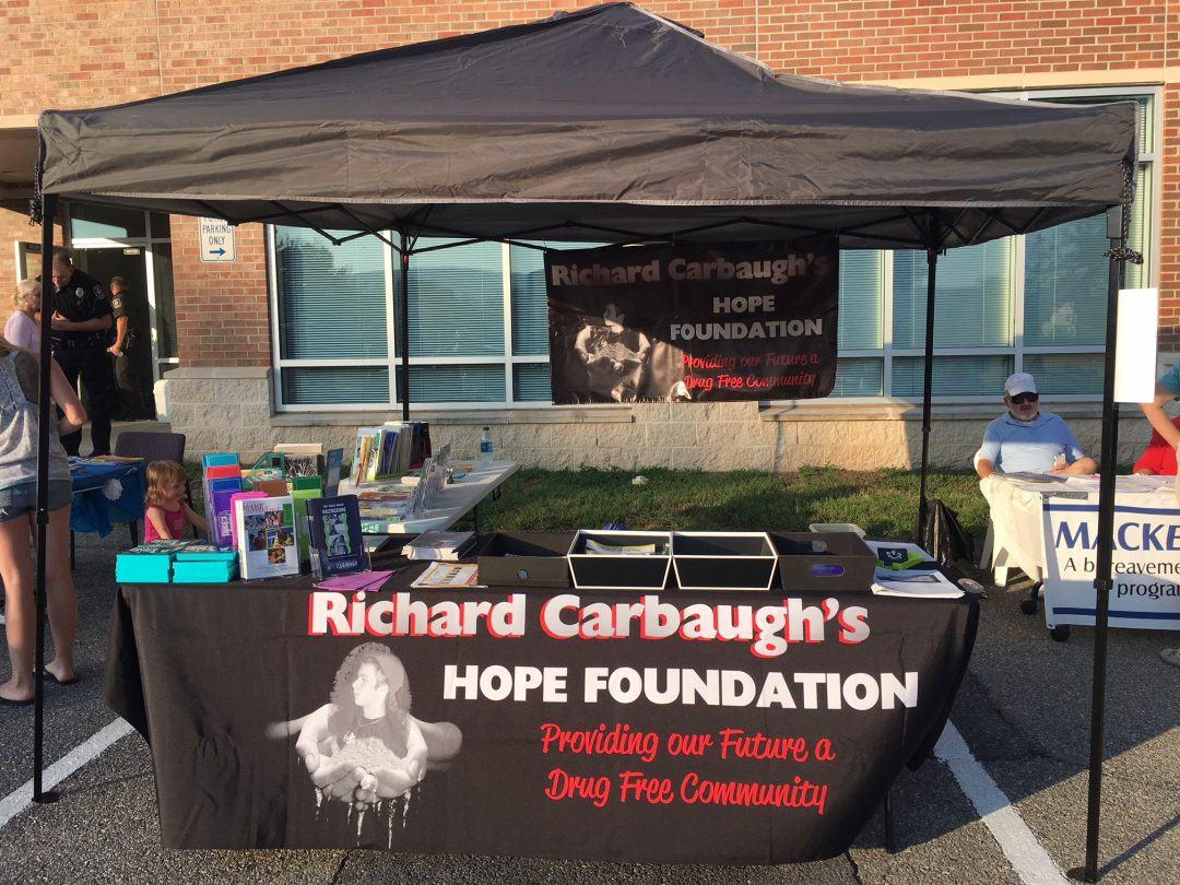 National Night Out At Thurmont Police Department