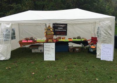 1st Annual Colorfest Bake Craft Sale